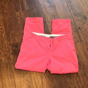 Crown &Ivy pink capris